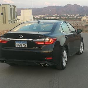 Beige Lexus ES 2016 for sale