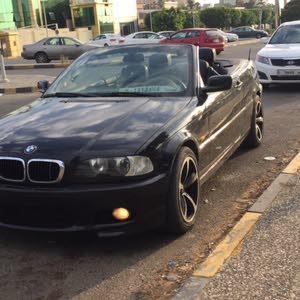 BMW 325 كبريو