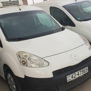 Peugeot Partner 2013 - Used