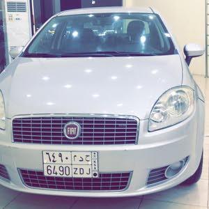 Silver Fiat Linea 2013 for sale