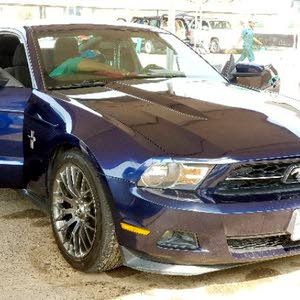 Ford Mustang 2012 For sale - Blue color