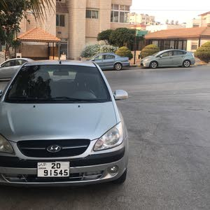 For sale Used Getz - Automatic