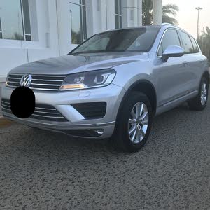 Volkswagen Touareg 2016 For Sale