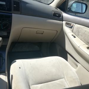 Toyotacorolla 2004 in good conditions engine gear A.C body