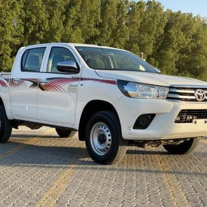 Toyota Hilux 2016 4x4 Ref#504
