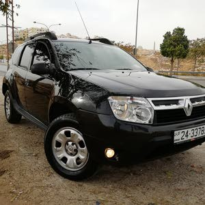 For sale Renault Duster car in Amman