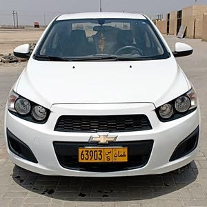 Chevrolet Sonic car is available for sale, the car is in Used condition