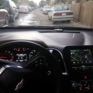 2017 Used Malibu with Automatic transmission is available for sale