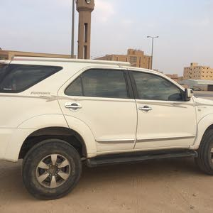 Manual White Toyota 2008 for sale