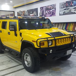 Hummer H2 2007 For sale - Yellow color