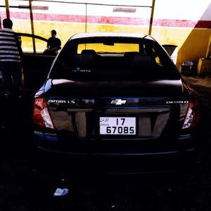 للبيع سيارة شوفروليه اوبترا موديل 2009/بحالة الوكالة