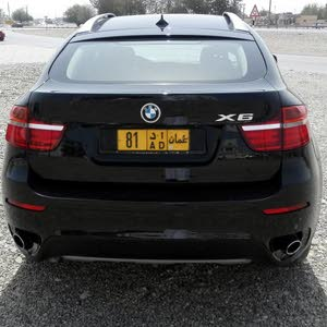 For sale 2013 Black X6
