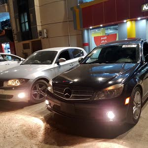 Automatic Black Mercedes Benz 2009 for sale