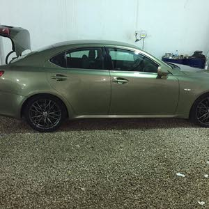 Available for sale!  km mileage Lexus IS 2009