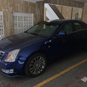Used condition Cadillac CTS 2012 with 60,000 - 69,999 km mileage