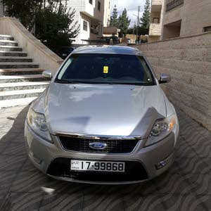 Gasoline Fuel/Power   Ford Mondeo 2012