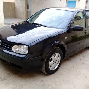 Volkswagen Golf car for sale 2000 in Tripoli city