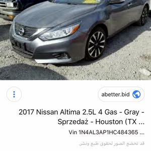 Nissan Altima 2017 in Erbil - Used