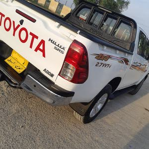 Toyota Hilux in Baghdad