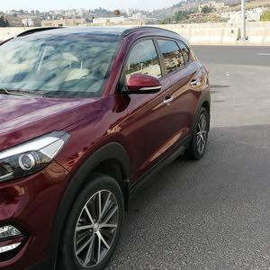 Hyundai Tucson 2017 for sale هونداي توسان 2017 للبيع بحالة الوكالة