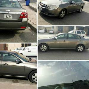 Automatic Grey Chevrolet 2007 for sale