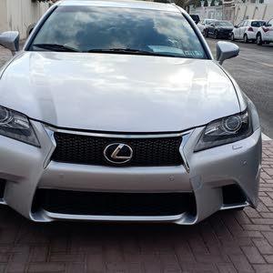 Lexus GS 350 2013 USA specific