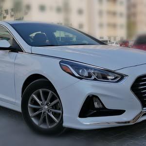 هيونداي سوناتا 2018 بحالة الزيرو - Hyundai Sonata 2018 excellent condition