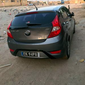 Used condition Hyundai Accent 2014 with  km mileage