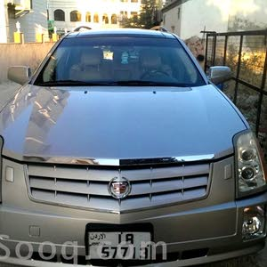 120,000 - 129,999 km Cadillac SRX 2007 for sale