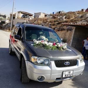 For sale Ford Escape car in Amman