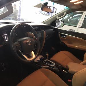 Toyota Fortuner 2016 For sale - Grey color