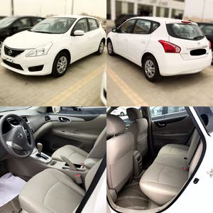 For sale Nissan Tiida car in Al Ain