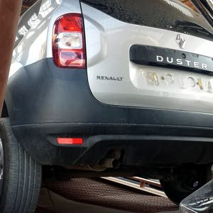 Automatic Silver Renault 2015 for sale
