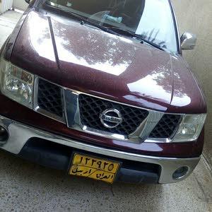 Nissan Navara 2009 - Manual