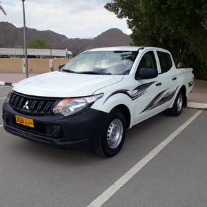 Used condition Mitsubishi L200 2016 with 190,000 - 199,999 km mileage