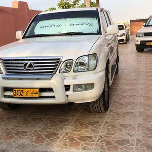 Available for sale!  km mileage Lexus LX 2007