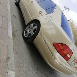 لكزس 430 موديل 2003 نظيف