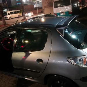 Available for sale! +200,000 km mileage Peugeot 206 2007
