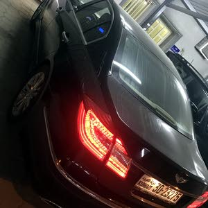 Hyundai Genesis 2014 For sale - Black color