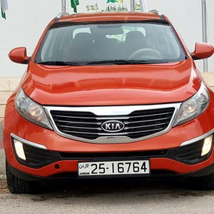 For sale 2013 Maroon Sportage