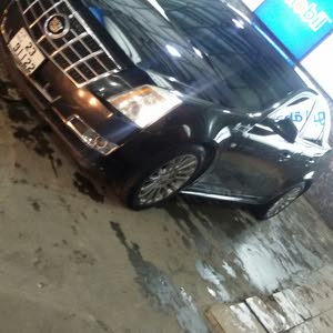 Cadillac CTS car for sale 2012 in Amman city