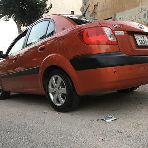 للبيع كيا ريو موديل 2008