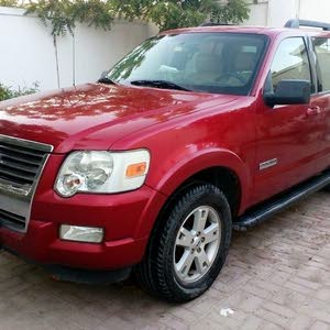 Ford Explorer 2008 in very good condition.