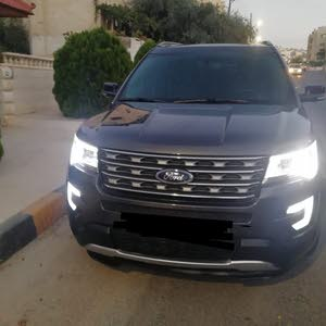 Ford Explorer 2017 for sale in Amman