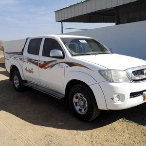 0 km Toyota Hilux 2009 for sale