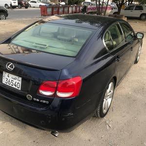 Blue Lexus GS 2006 for sale