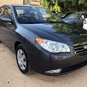 Hyundai Elantra 2009 For sale - Grey color