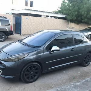Gasoline Fuel/Power   Peugeot 207 2008