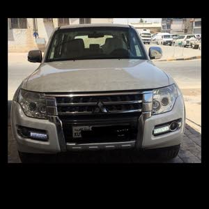 Mitsubishi Pajero car is available for sale, the car is in Used condition