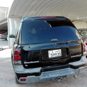 Chevrolet TrailBlazer car for sale 2004 in Al Ahmadi city